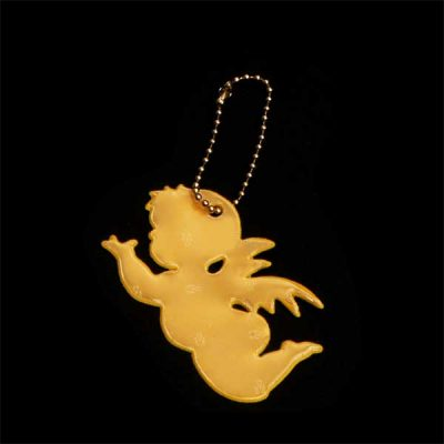 Linzer Engerl Reflektor Gold